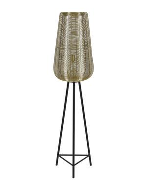 Light & Living Vloerlamp Adeta Goud of zwart