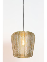 Light & Living Hanglamp Adeta zwart of goud - meerdere afmetingen