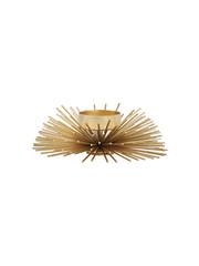 Light & Living Theelicht Ø14x5,5 cm ECHIN goud
