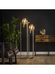 Vloerlamp 2L match set/2