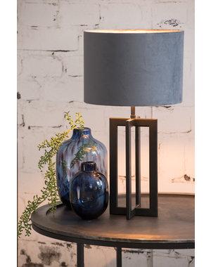 Light & Living Lampvoet 15x15x35 cm MACE mat zwart