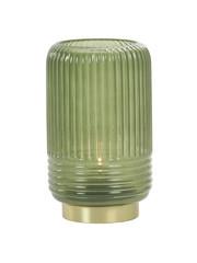 Light & Living Tafellamp LED Ø12x18,5 cm LIPA glas groen