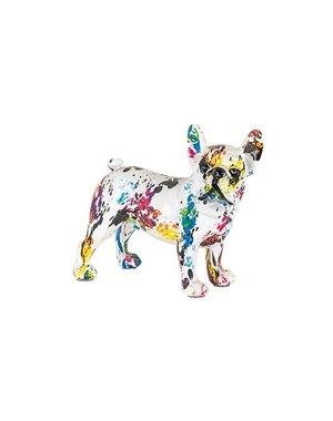 Richmond Interiors  Decoratief beeld Dog graffity