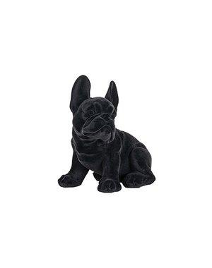 Richmond Interiors  Decoratief beeld Dog Miro Zwart