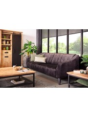 Maxfurn Bank Riley 2,5 zits