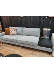 Maxfurn Bank Fashion 3 zits arm links met lamulux tafel