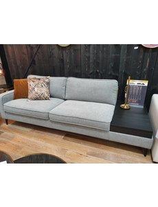 Maxfurn Bank Fashion 3 zits arm links met lamulux tafel