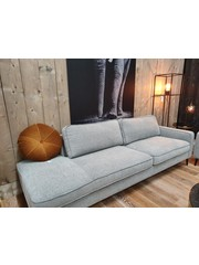 Maxfurn Bank Fashion 3 zits arm rechts met gestoffeerd element