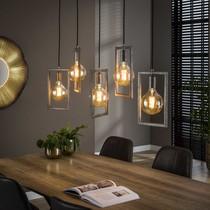 Hanglamp 5L framed