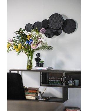By Boo Ornament Round & round - zwart