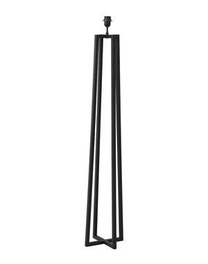 Light & Living Vloerlamp 25x25x130 cm MILEY mat zwart