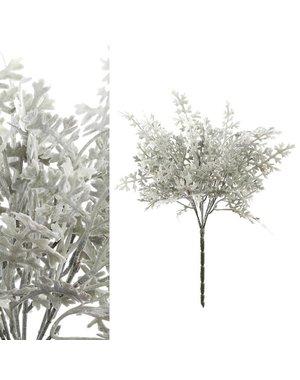 PTMD Leaves Plant Groen dusty miller kunsttak