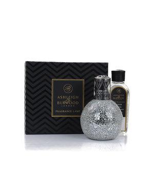 Ashleigh & Burwood Geurlamp Paradiso + Fresh Linen cadeauset