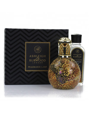Ashleigh & Burwood Geurlamp Egyptian Sunset + Moroccan Spice cadeauset