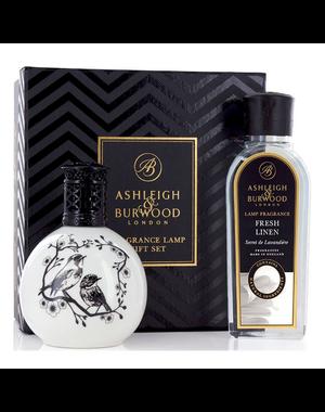 Ashleigh & Burwood Geurlamp Two Little Birds + Fresh linen