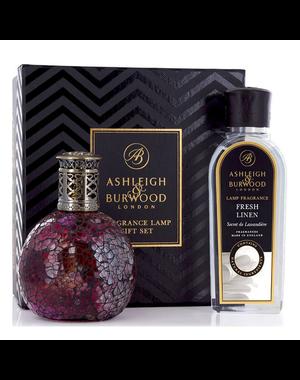 Ashleigh & Burwood Geurlamp Rose Bud + Fresh Linen