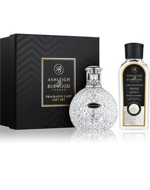 Ashleigh & Burwood Geurlamp The Pearl + Fresh Linen