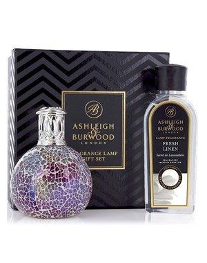 Ashleigh & Burwood Geurlamp Pearlecense + Fresh Linen