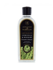 Ashleigh & Burwood Geurlamp olie Citronella & Rose L 500 ML