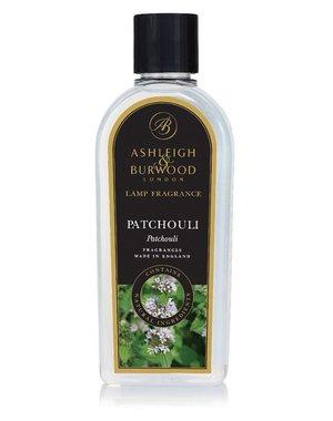 Ashleigh & Burwood Geurlamp olie Patchouli L 500 ML