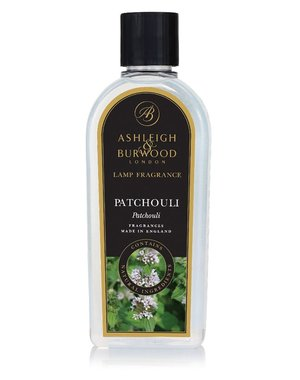 Ashleigh & Burwood Geurlamp olie Patchouli S 250 ML