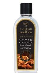 Ashleigh & Burwood Geurlamp olie Orange & Cinnamon L 500 ML