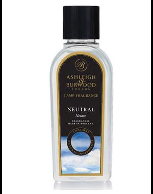 Ashleigh & Burwood Geurlamp olie Neutral L 500 ML