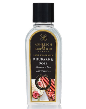 Ashleigh & Burwood Geurlamp olie Rhubarb & Rose S 250 ML