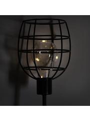 Countryfield Solarlamp tuinsteker Ilja zwart