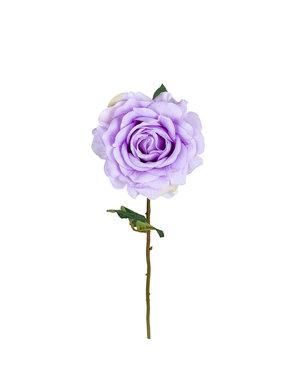 Richmond Interiors  Kunstbloem Rose Lilac