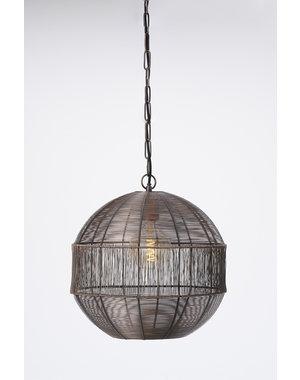 Light & Living Hanglamp Ø35x38 cm PILKA antiek koper