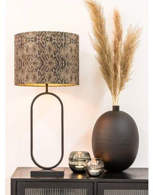 Light & Living Lampvoet 21x10x45 cm JAMIRI mat zwart