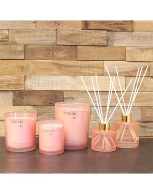 Countryfield Geurstokjes Romance roze - S of L