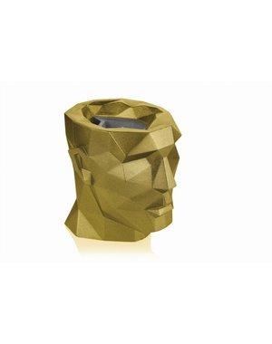 Candellana Ornament geurkaars Lizzio Apollo goud