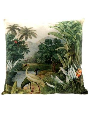 Unique Living Kussen Exotic print 3 - 45x45cm