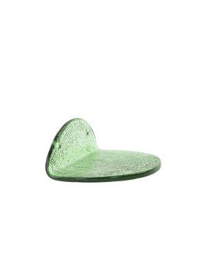 Light & Living Wandplank JOSHUA glas  olijf groen - diverse afmetingen
