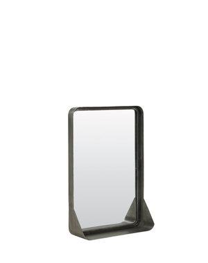 Light & Living Spiegel 30,5x10x44 cm SIPAU antiek zink