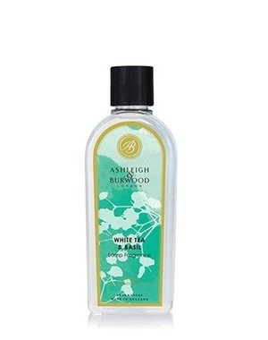 Ashleigh & Burwood Geurlamp olie White Tea & Basil L 500 ML
