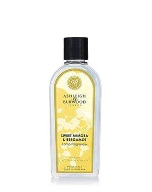 Ashleigh & Burwood Geurlamp olie Sweet Mimosa & Bergamot L 500 ML