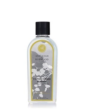Ashleigh & Burwood Geurlamp olie Cotton Flower & Amber L 500 ML