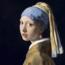 MondiArt Alu Art | Meisje met de parel 100 x 100