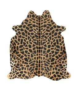 Vloerkleed Koe Girafprint 150x250 cm