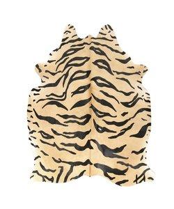 vloerkleed koe tijger print