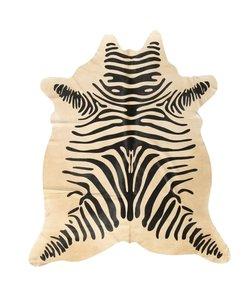 Vloerkleed Koe Zebraprint 150x250 cm