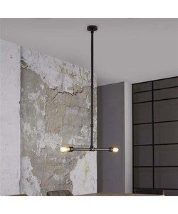Hanglamp Industrial Tube Verstelbaar