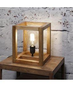 Tafellamp 25x25 Mango Frame