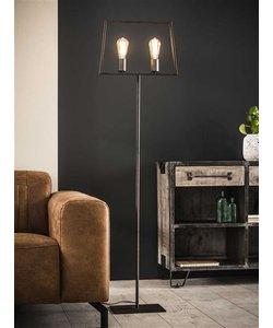 Vloerlamp 2L Buisframe