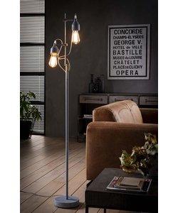 Vloerlamp 2L Turn Beton