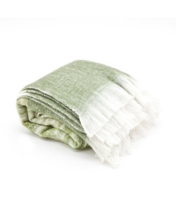 Plaid Lido 130x170 cm – groen
