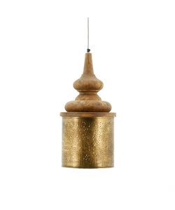 Hanglamp Lampion large - copper